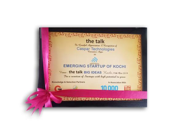 cmercury- emerging tech startup of Kochi